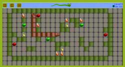Snake vs Monsters screenshot 2/3