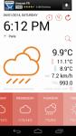 Beautiful Weather screenshot 1/4