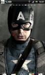 Captain America Winter Soldier LWP 4 screenshot 1/3