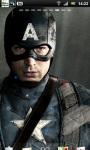 Captain America Winter Soldier LWP 4 screenshot 2/3