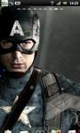 Captain America Winter Soldier LWP 4 screenshot 3/3