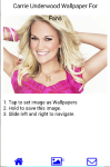 Carrie Underwood Wallpapers for Fans screenshot 3/6