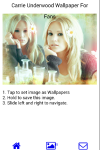 Carrie Underwood Wallpapers for Fans screenshot 4/6