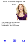 Carrie Underwood Wallpapers for Fans screenshot 5/6