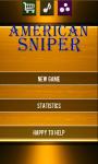 American Sniper Quiz screenshot 1/6
