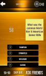 American Sniper Quiz screenshot 6/6