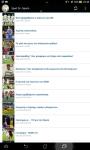 Greek Sports RSS Live screenshot 3/6