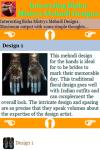 Interesting Bisha Mistrys Mehndi Designs screenshot 4/4