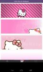 Hello Kitty HD Wallpaper Free screenshot 1/6