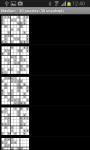 FREE Sudoku - Think screenshot 3/6