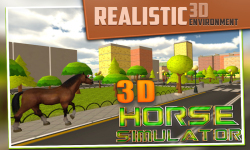 3D Horse Simulator Game screenshot 1/5