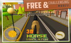 3D Horse Simulator Game screenshot 2/5