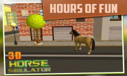 3D Horse Simulator Game screenshot 3/5