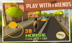 3D Horse Simulator Game screenshot 5/5