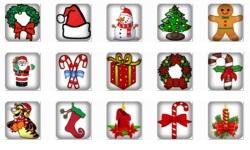 Merry Christmas Onet Game screenshot 2/2
