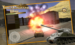 Tanks Counter War screenshot 1/6