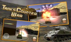 Tanks Counter War screenshot 2/6