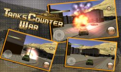 Tanks Counter War screenshot 3/6