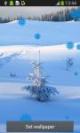Winter Live Wallpapers Top screenshot 1/6