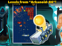 Arkanoid Crush of Mythology: Brick Breaker Arcade screenshot 4/5