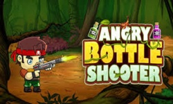 New Angry Bottle Shooter screenshot 1/6