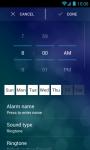 Alarm Clock Timer indivisible screenshot 1/6