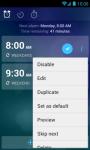 Alarm Clock Timer indivisible screenshot 6/6