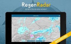 RegenRadar Pro modern screenshot 2/6