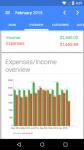 Unser Haushaltsbuch Pro entire spectrum screenshot 4/5