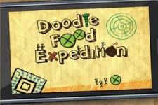 Doodle Food Expedition screenshot 1/5