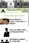 Date Educated Men with Money screenshot 2/3