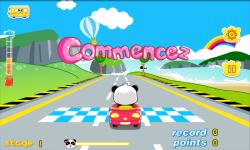 Panda Racing fr screenshot 1/6