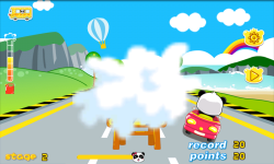 Panda Racing fr screenshot 3/6