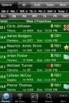 Fantasy Football Cheatsheet '10 screenshot 1/1