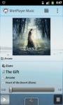 MortPlayer Music 2013 screenshot 2/4