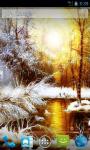 Winter Morning Live Wallpaper screenshot 1/4