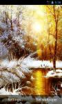 Winter Morning Live Wallpaper screenshot 2/4