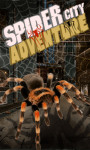 Spider City Adventure - Free screenshot 1/4