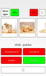 Learn Macedonian words screenshot 2/3