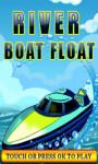River Boat Float - Free screenshot 1/6