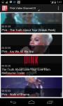 Pink Video Clip screenshot 1/6