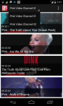 Pink Video Clip screenshot 2/6