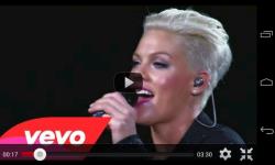 Pink Video Clip screenshot 5/6