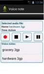 Voice Note screenshot 1/5