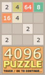 4096 Puzzle - Free screenshot 1/4