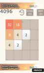 4096 Puzzle - Free screenshot 2/4