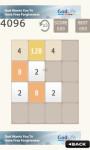 4096 Puzzle - Free screenshot 4/4