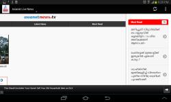 Asianet Live News screenshot 4/6