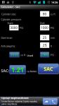 Scuba Diving calculator - SAC screenshot 3/5