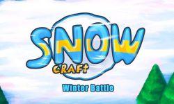 Snowcraft: Winter Battle screenshot 1/3